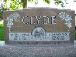Wilford Cornell Clyde