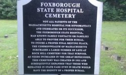 Foxborough State Hospital Cemetery