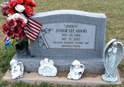 "Junior Lee ""Junebug"" Adams"