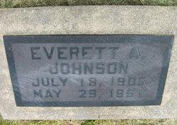 Everett A Johnson