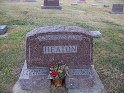 Edith Mary <I>Cosgrove</I> Heaton