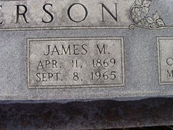 James M Anderson