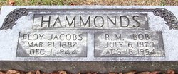 "Robert McPherson ""Bob"" Hammonds"