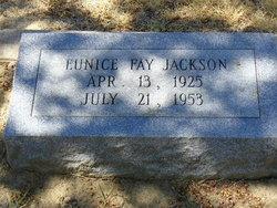 Eunice Fay Jackson