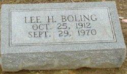 Lee Harris Boling