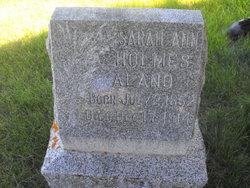 Sarah Ann <I>Holmes</I> Aland