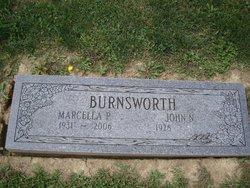 Marcella Phyllis <I>Scott</I> Burnsworth