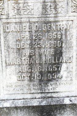 Daniel David Gentry