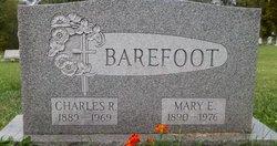 Mary Elizabeth <I>Mickle</I> Barefoot