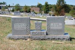 Maurice A. Pashia