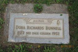 Dora Dale <I>Golden</I> Bunnell