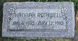 Hannah Rothwell