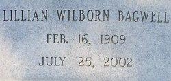 Lillian Wilborn Bagwell