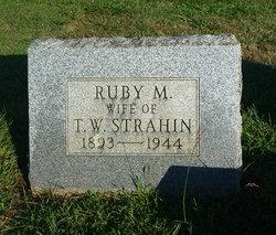 Ruth <I>Smith</I> Strahin
