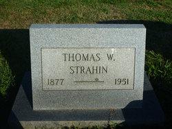 Thomas William Strahin