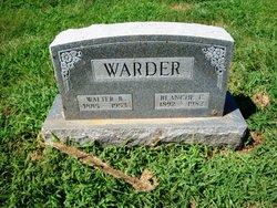 Walter Benjamin Warder