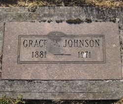 Grace M Johnson