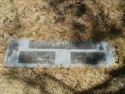 Lonnie Eugene Gene Brackenridge 1889 1966 Find A Grave Memorial