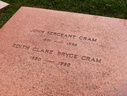 Edith Claire <I>Bryce</I> Cram