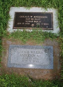 Gerald William Anderson