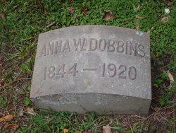 Anna W Dobbins
