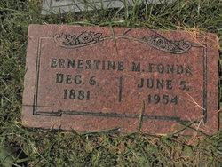 Ernestine M Fonda