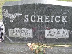 Dena Marie <I>Clark</I> Scheick