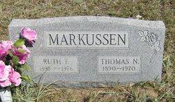 Thomas N Markussen