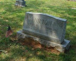 Emma Jane <I>Hood</I> Hilton