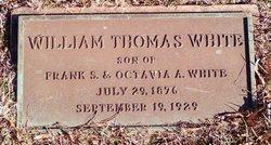 William Thomas White