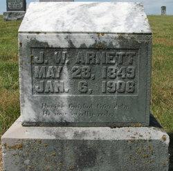 """Joseph W """"Joe"""" Arnett"""