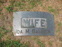 Ida Minnie <I>Fleming</I> Barrick
