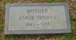 Annie Verneshia <I>Lowder</I> Sports