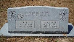 Vera Mae <I>Womack</I> Bennett