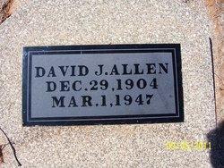 David Jackson Allen