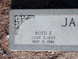 Boyd F Jackson