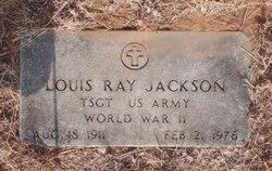 "Louis R. ""Louie"" Jackson"