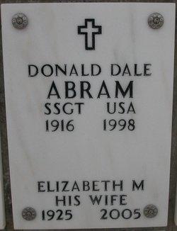 Donald Dale Abram