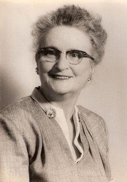 Marion Alphonsine <I>Moore</I> Warren