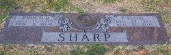 Frances Eloise <I>Dugan</I> Sharp
