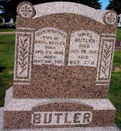 Amy Maria <I>Comstock</I> Butler