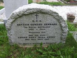 Capt Edward Gerrard