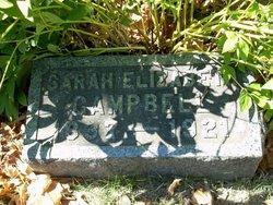 Sarah Elizabeth <I>Carney</I> Campbell