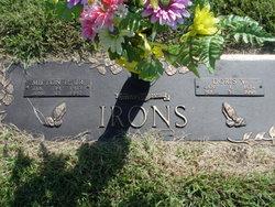 Milton E. Irons, Jr