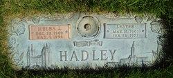 Melba <I>John</I> Hadley