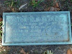 2LT Victor Kenney Dodge Blakely