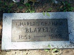 Charles Graham Blakely Sr.