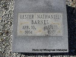 Lester Nathaniel Barnes