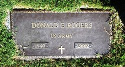 Donald E. Rogers