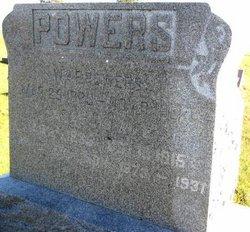 Sarah Jane <I>Flanagan</I> Powers